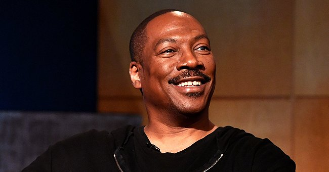 Eddie Murphy's Youngest Daughter Izzy & Son Max Show a Strong Sibling Bond Smiling in New Photo