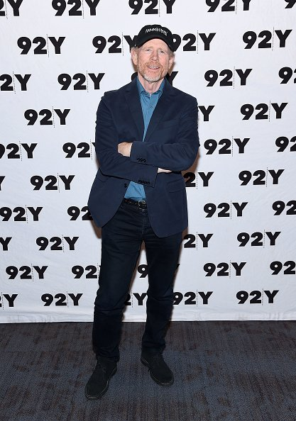 Ron Howard at 92nd Street Y on September 17, 2019 in New York City | Photo: Getty Images