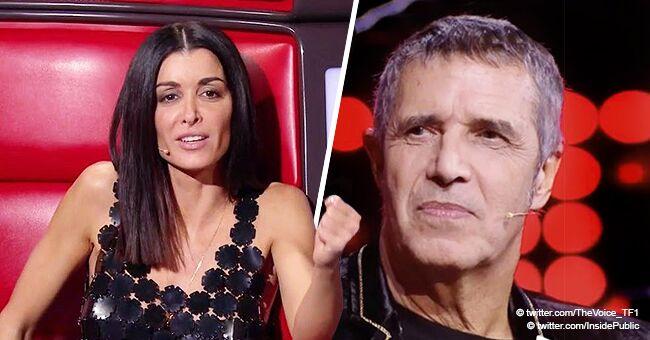 The Voice : Le conflit entre Julien Clerc et Jenifer est plus tendu que jamais
