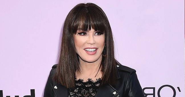 Marie Osmond Recreates Sweet Childhood Photo with Her Doll Collection