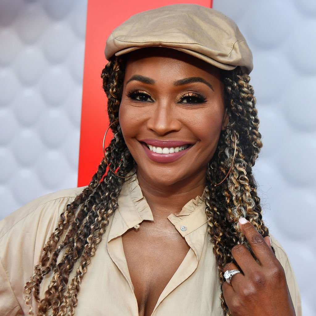 TV personality Cynthia Bailey attends 5th Annual Tee Up ATL Party at College Football Hall of Fame | Photo: Getty Images