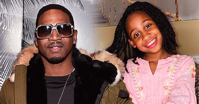 Stevie J and Mimi Faust's Daughter Eva Giselle Jordan Is All Grown up as She Hugs Look-Alike Mom in Photo