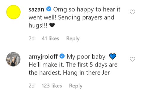 Fan comments on Audrey Roloff's Instagram post | Instagram: @audreyroloff