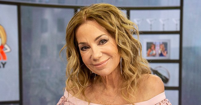 Kathie Lee Gifford Poses with Both Children and Their Spouses during Dinner —See the Rare Snap