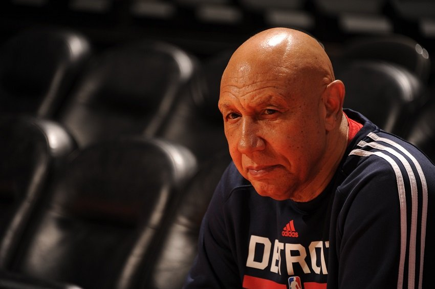 Henry Bibby on November 3, 2013 at The Palace of Auburn Hills in Auburn Hills, Michigan | Photo: Getty Images