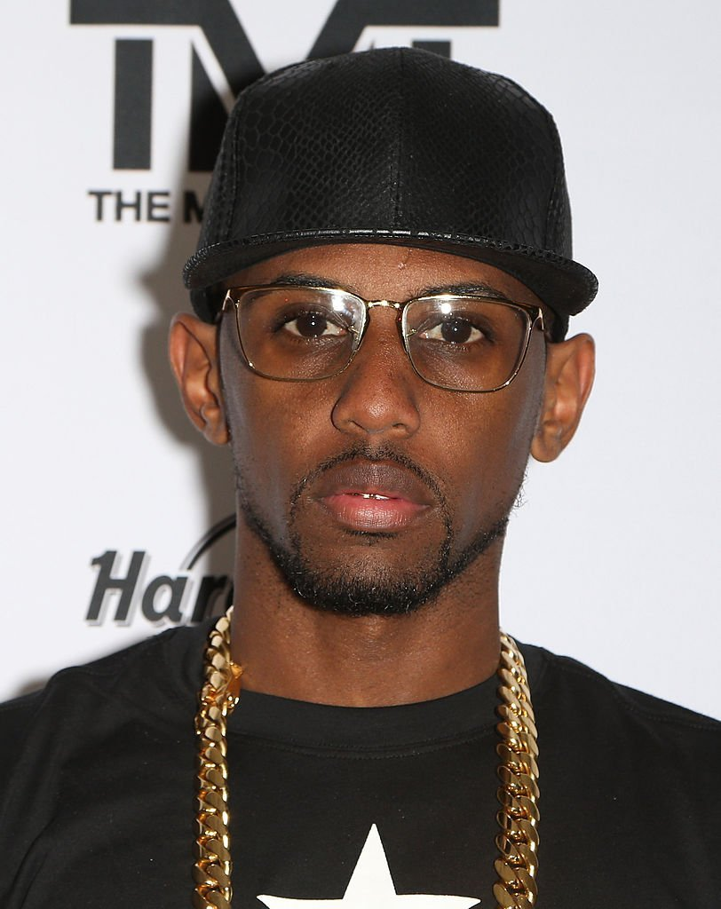 Rapper Fabolous arrives at the Hard Rock Hotel & Casino during the resort's Rehab pool party | Photo: Getty Images
