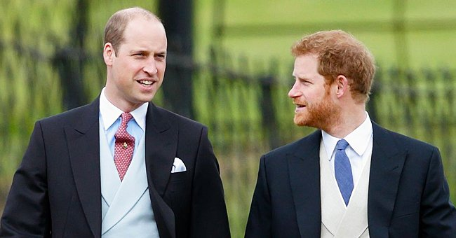 William Reportedly Told Diana He Didn't Want to Be King & Harry Said He Would Take His Place