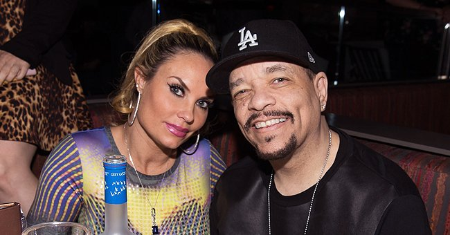 Ice-T's Wife Coco Looks Stunning in These Throwback Photos as She Donned Sophisticated Dresses