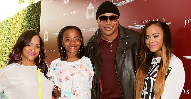 LL Cool J Has 3 Beautiful Daughters and a Son — Some of His Candid Quotes about Parenthood