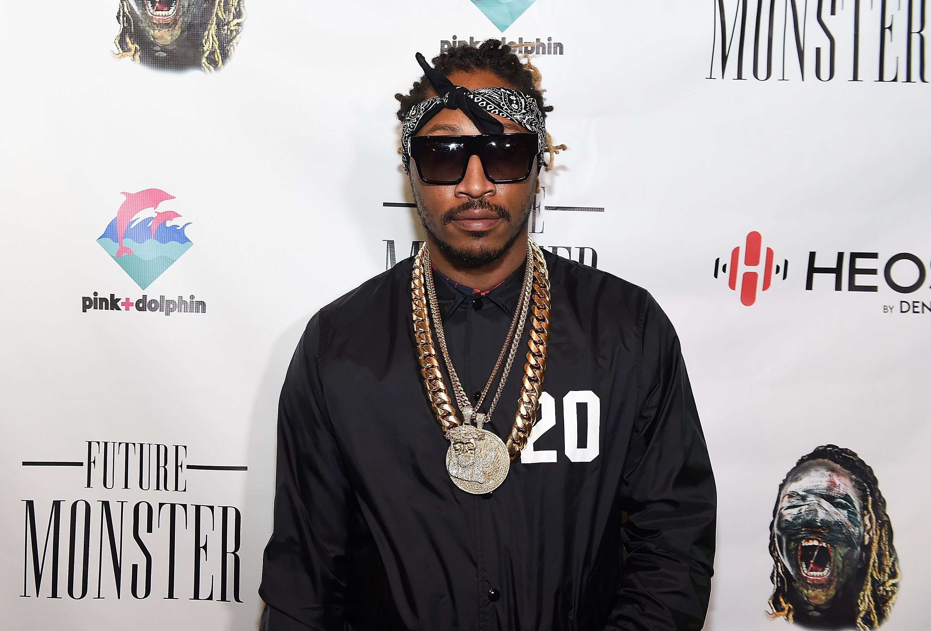 Future Hendrix attending a music event | Source: Getty Images/GlobalImagesUkraine