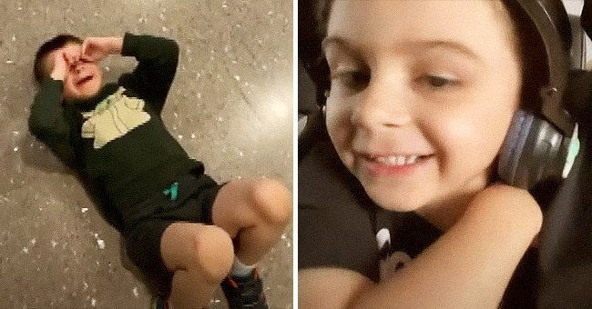 Four-Year-Old Autistic Boy Pulled off a Plane for Refusing to Wear His Mask for Medical Reasons
