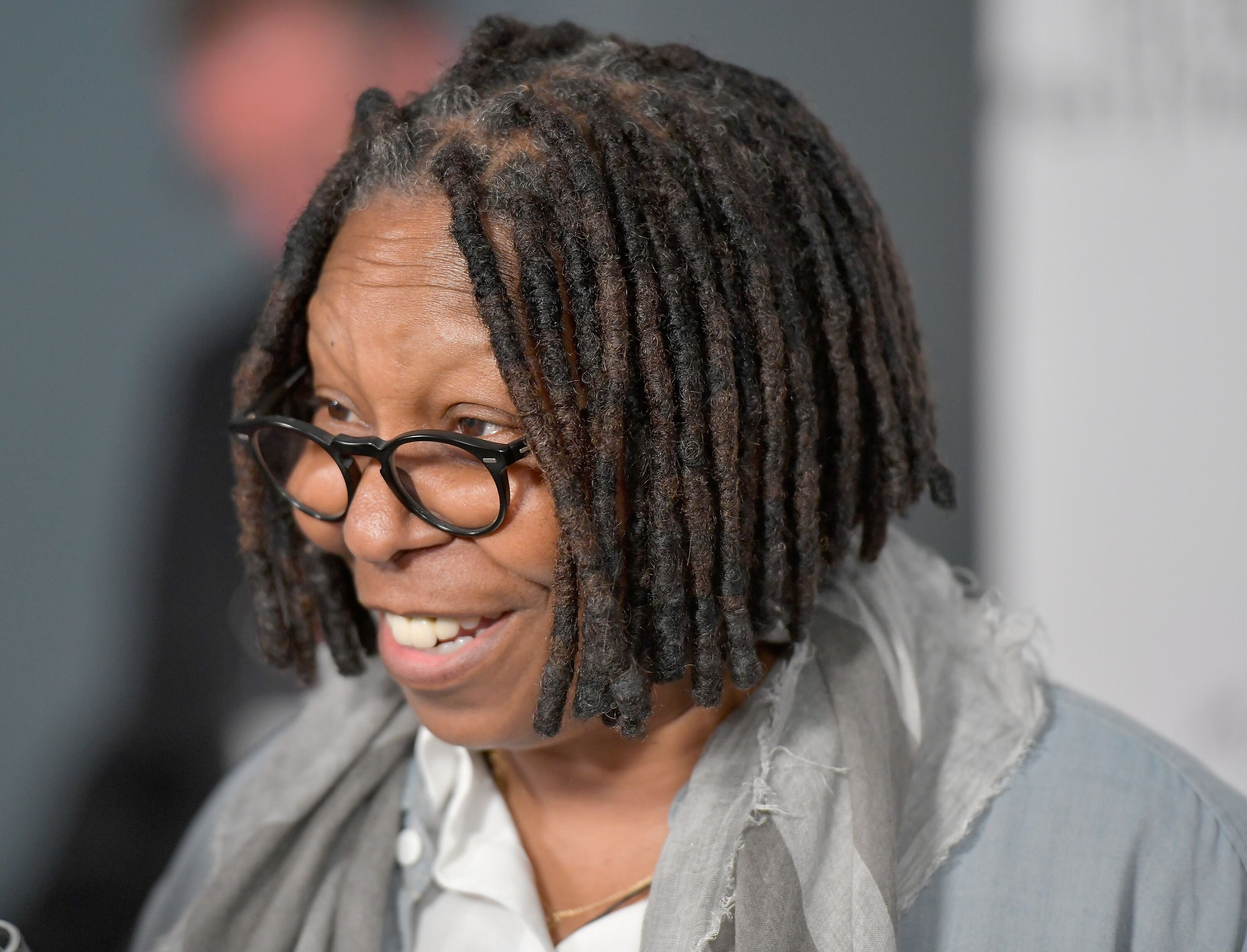 Host, actress Whoopi Goldberg, speaks at Chicken Coupe during Food Network & Cooking Channel New York City Wine & Food Festival presented by FOOD & WINE at The Loeb Boathouse | Photo: Getty Images