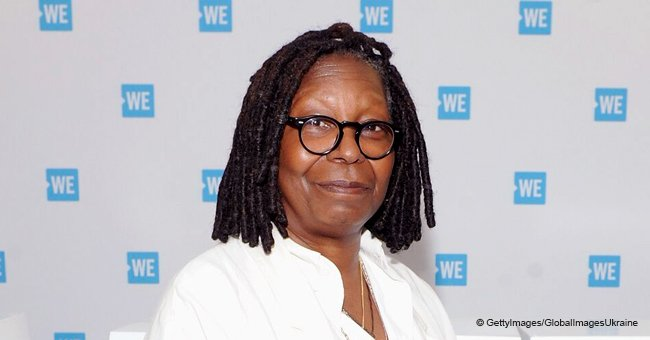 Whoopi Goldberg Goes off at President Trump after He Attacked Late Senator John McCain