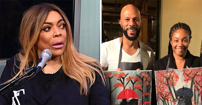 Wendy Williams Warns Tiffany Haddish to Not Fall Deep in Love with Common