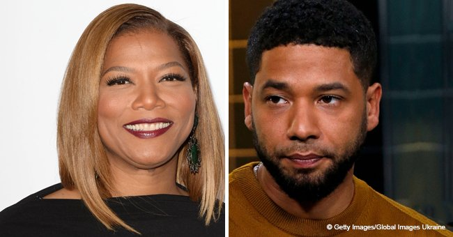 Queen Latifah Says She Supports Jussie Smollett after Alleged Hoax until She Sees Definitive Proof