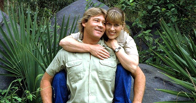 Steve Irwin's Wife Terri Shares Emotional Photo Commemorating 28th Anniversary of His Proposal