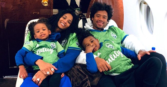 Russell Wilson's Mother Tammy Reveals Advice She Gave Her Son about Ciara and Her Son Future