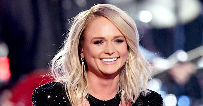 Miranda Lambert Channels Country Style in Cowboy Boots and Little Dress Showing Her Toned Legs