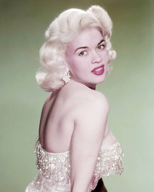 Actress, Jayne Mansfield, circa 1955 | Photo: Getty Images