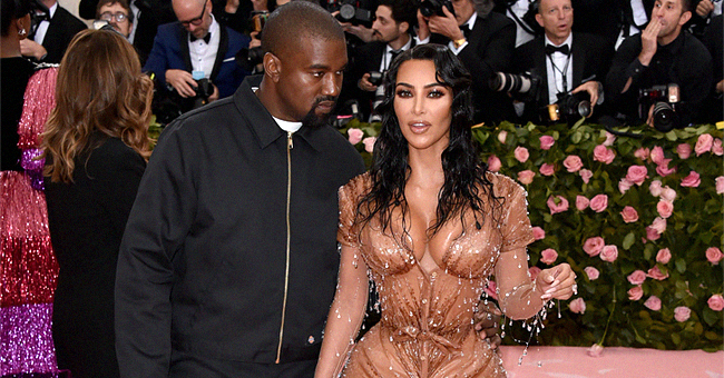 Kim Kardashian of KUWTK Clashed with Husband Kanye West over Her Provocative Met Gala Dress