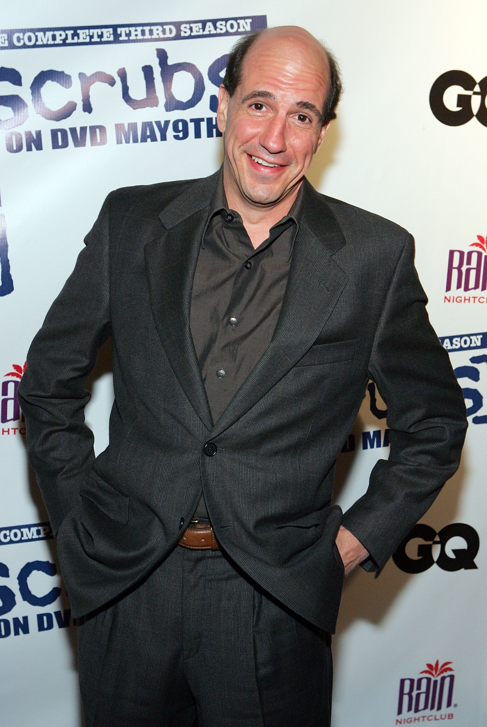 """Sam Lloyd at the third season DVD launch event and season five wrap  up party for """"Scrubs"""" at the Palms Casino Resort in Las Vegas, Nevada   Photo: Ethan Miller/Getty Images"""