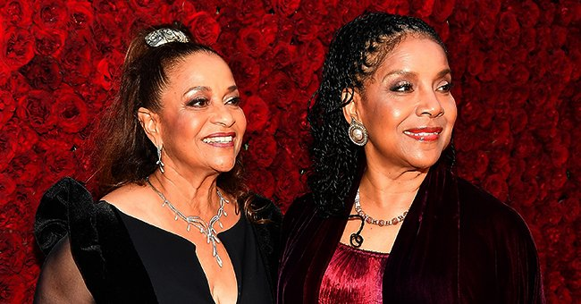 Sisters Debbie Allen and Phylicia Rashad Sing & Dance While Spending Time with Their Family
