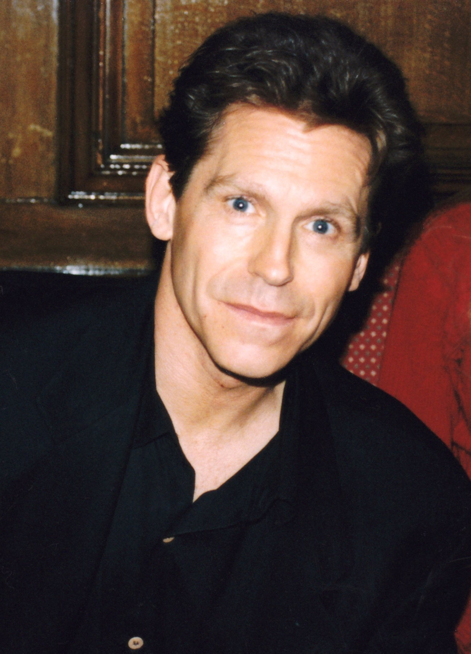 Jeff Conaway at a TV convention in 1998   Photo: CC BY-SA 2.0, Wikimedia Commons Images