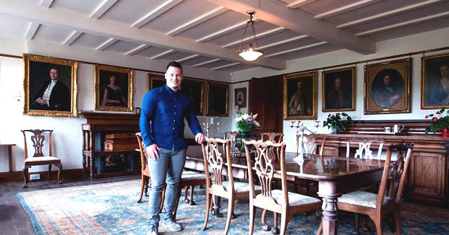 Jordan Adlard Inherits British Aristocrat Lord Charles Rogers' $60M Estate after a DNA Test at 31