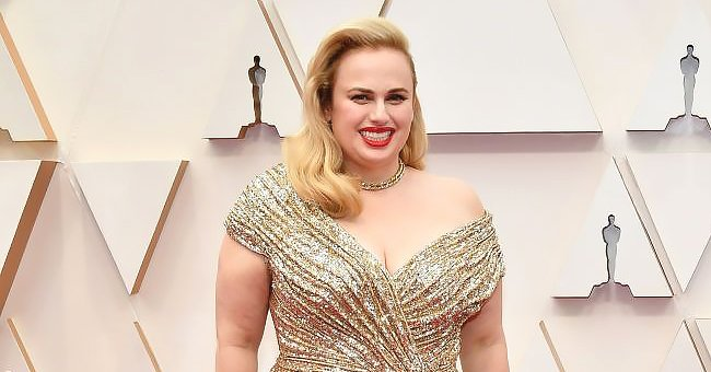 Rebel Wilson Shows off Her Difficult Outdoor Workout Amid Her 2020 Fitness Journey