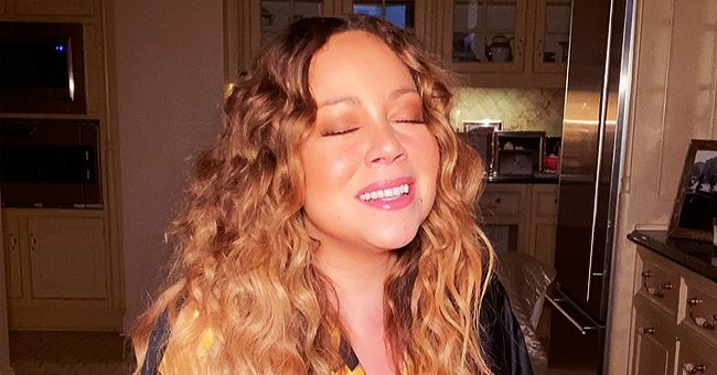 Mariah Carey's 2008 Album Tops iTunes Charts with New Version of 'Last Kiss'