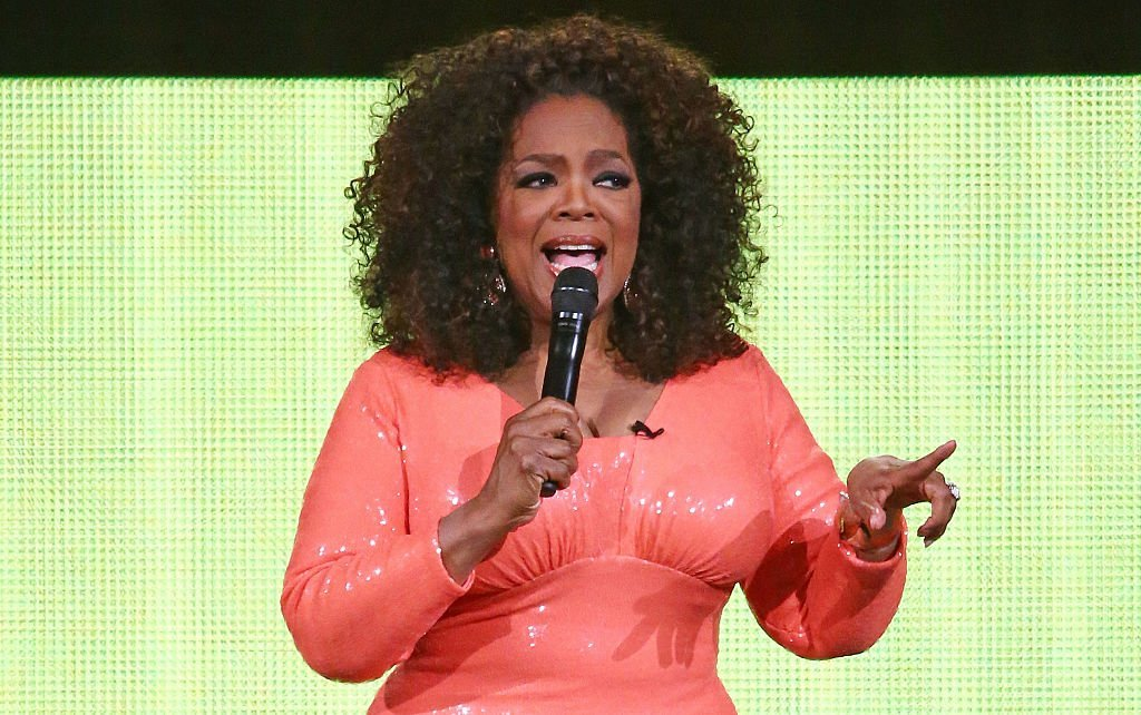 Oprah Winfrey on December 2, 2015 in Melbourne, Australia | Photo: Getty Images