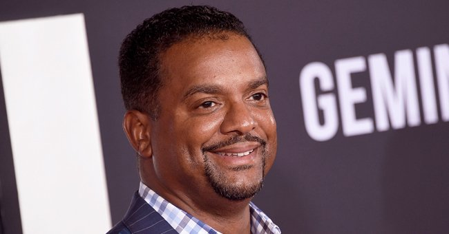 Check Out Alfonso Ribeiro's Baby Daughter Ava Sitting on Her Father's Shoulders in New Photos