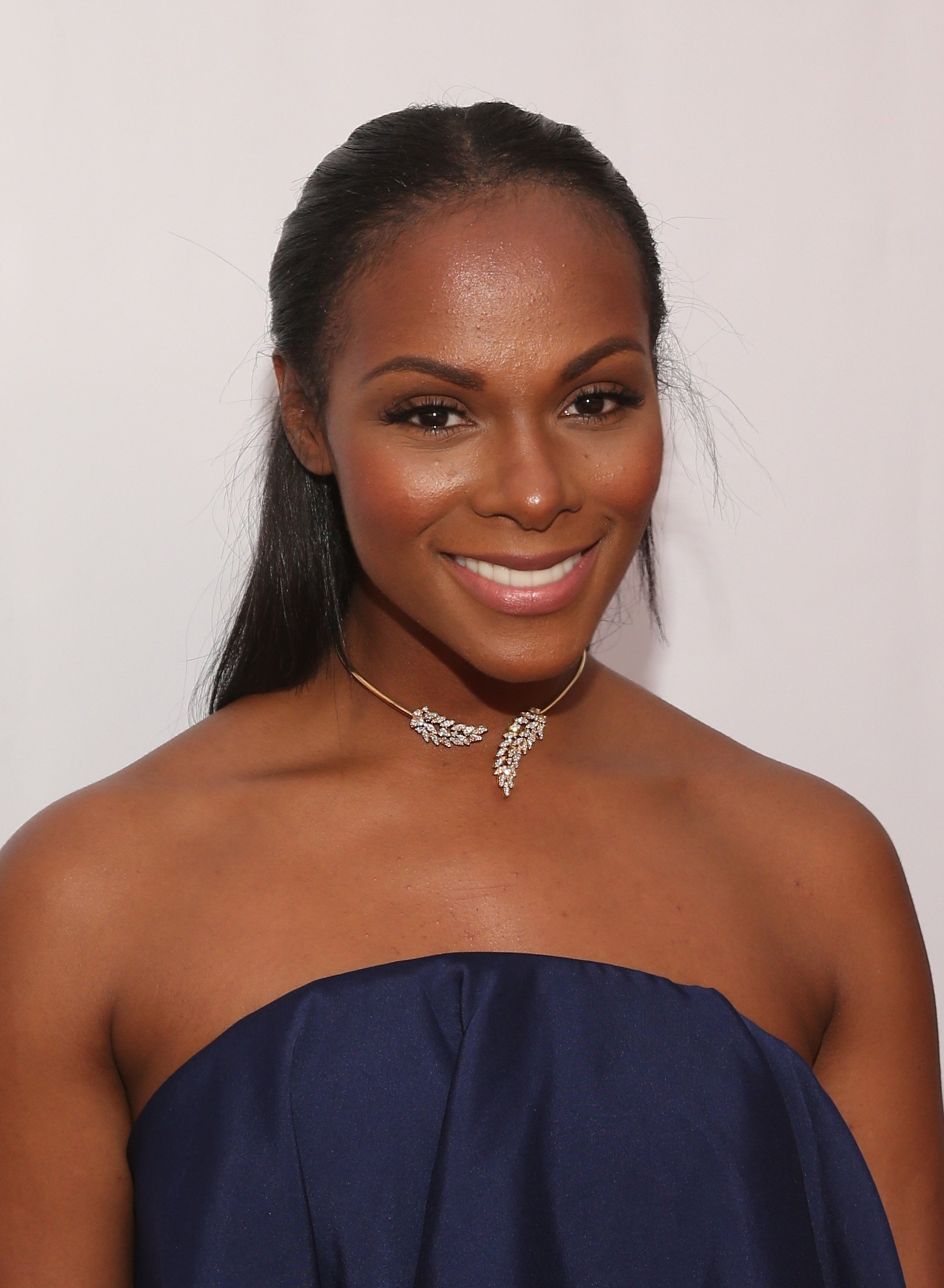 Tika Sumpter at the 48th NAACP Image Awards in February 2017. | Photo: Getty Images