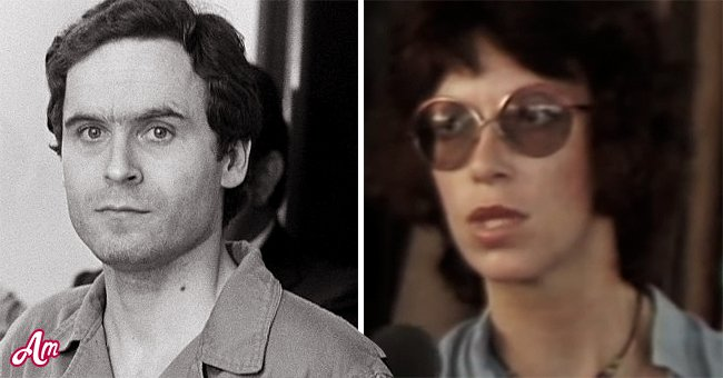 Ted Bundy and Carole Boone |Source: Youtube.com/Lexi Draven | Getty Images