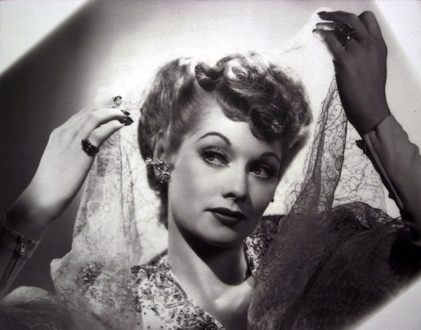 Lucille Ball during a photo shoot | Source: Getty Images/Global Images Ukraine