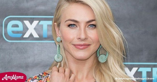 Julianne Hough on the Physical, Mental, and Emotional Abuse She Suffered since Childhood
