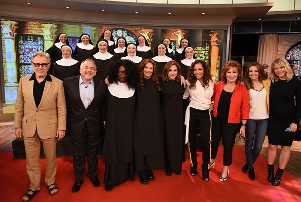 """""""The View"""" celebrates the 25th Anniversary of """"Sister Act"""" with an epic surprise reunion today, Thursday, September 14, 2017 