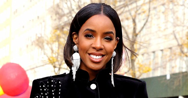 Kelly Rowland Is Pregnant with Her Second Child — See the Cute Photos of Her Growing Baby Bump