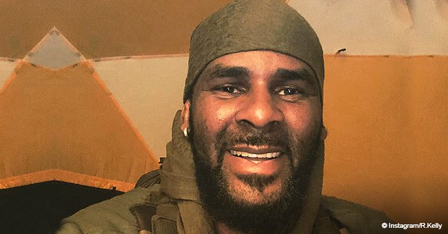 R. Kelly Sings 'Happy Birthday' to His Estranged Daughter after Being Released from Jail