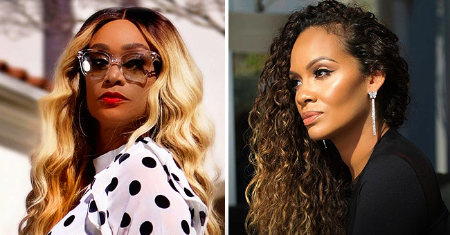 Evelyn Lozada Slams Tami Roman for Lurking on Her Ex-Fiancé's IG Page