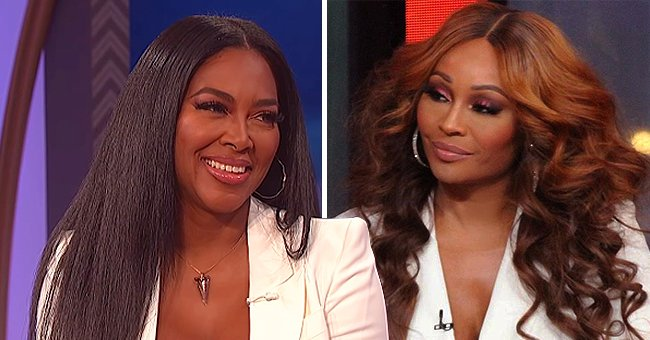 Kenya Moore from RHOA Tries to Ruin Mike Hill's Surprise during His Proposal to Cynthia Bailey