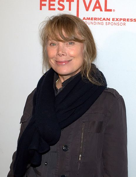 Sissy Spacek at Tribeca Film Festival 2010. | Source: Wikimedia Commons