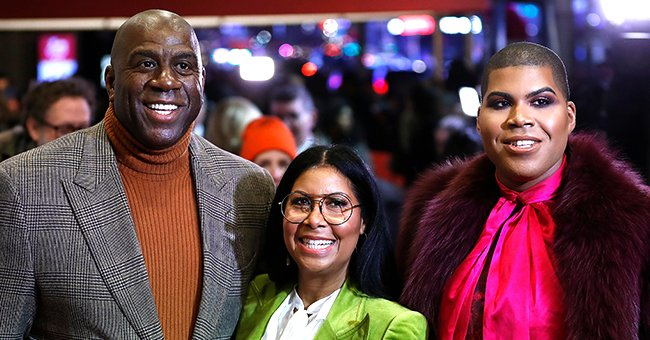 Cookie and Magic Johnson Celebrate Their Son EJ's 28th Birthday with Heart-Melting Posts