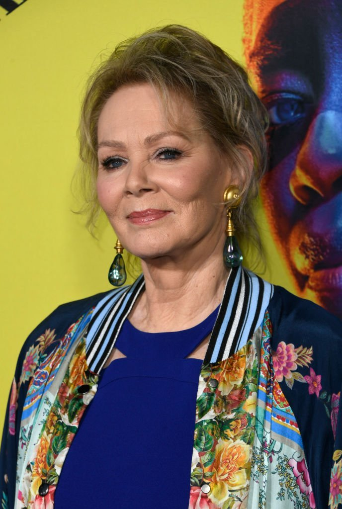 "Jean Smart attends the Premiere Of HBO's ""Watchmen"" at The Cinerama Dome 
