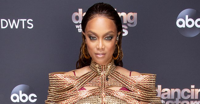 DWTS Fans Propose That Tyra Banks Should Be Invisible on the Upcoming Halloween Night Episode