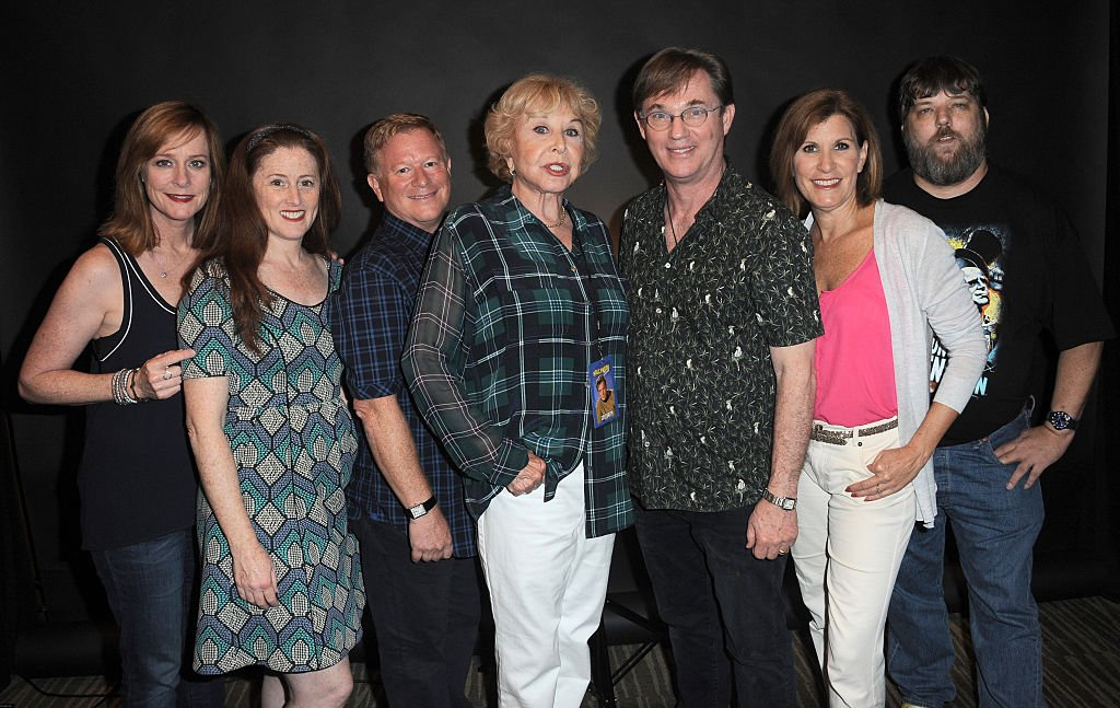 The cast of 'The Waltons' on day 1 of The Hollywood Show held at The Westin Hotel LAX on August 1, 2015. | Photo: Getty Images