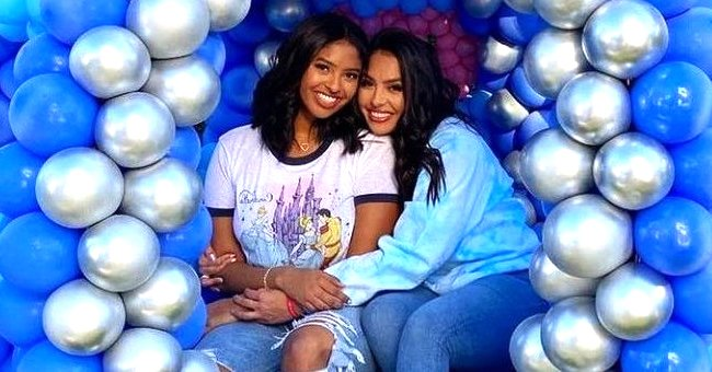 Vanessa & Natalia Bryant Post B-Day Messages for La La Anthony's Only Son Kiyan as He Turns 14