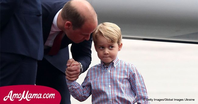 Prince William reveals son Prince George's dream job, and it's really far from being Royal