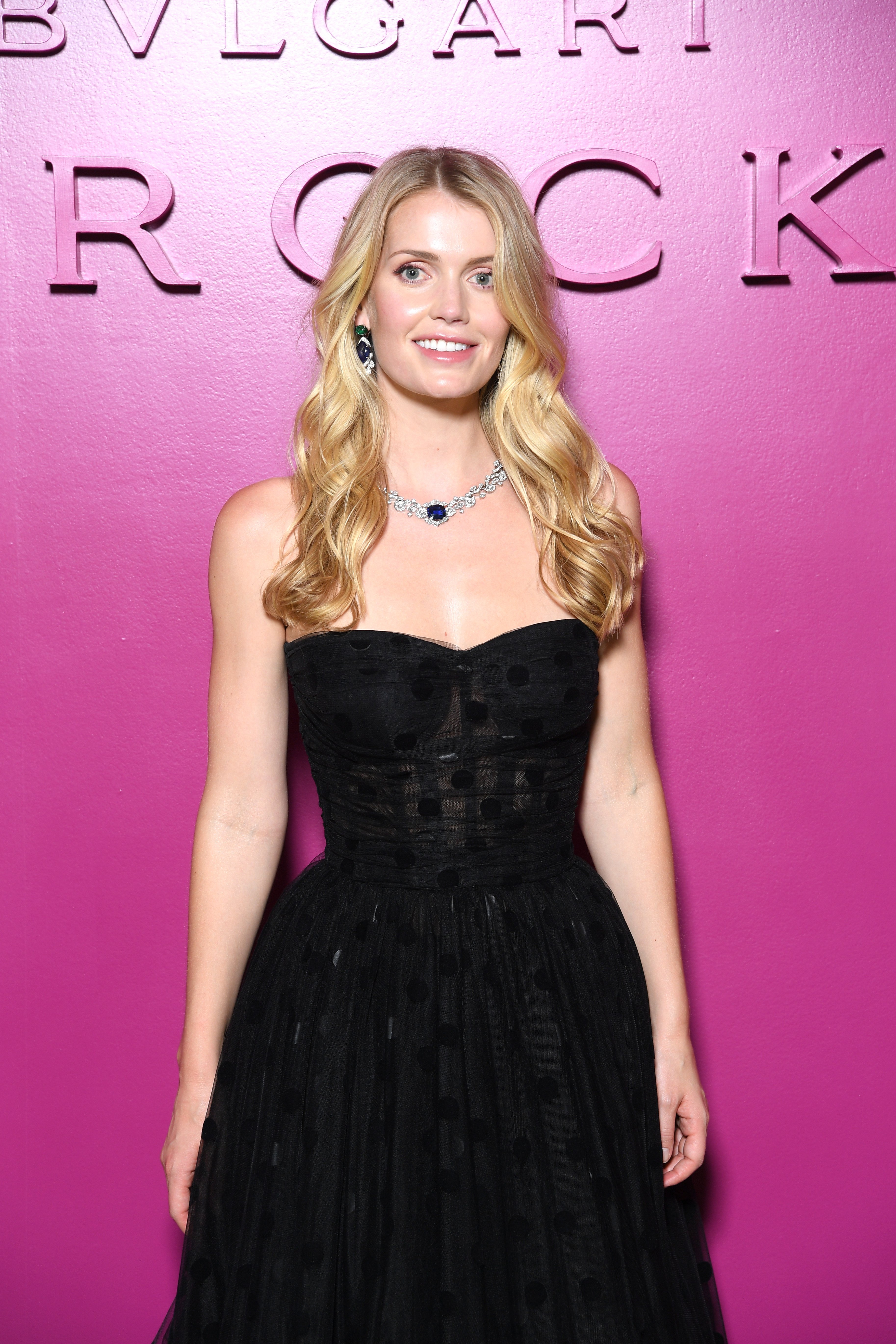 Lady Kitty Spencer attends Bulgari Barocco on September 14, 2020 in Rome, Italy. | Source: Getty Images
