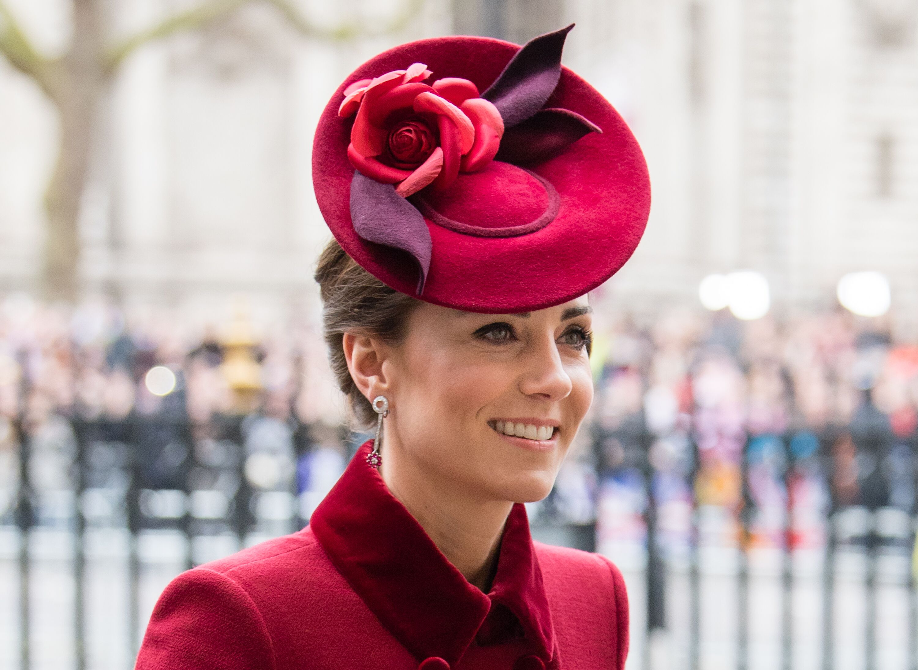 Kate Middleton attends the Commonwealth Day Service 2020 on March 09, 2020 in London, England. | Source: Getty Images